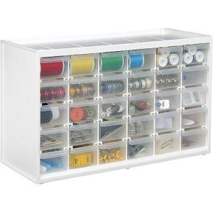 Artbin 30 drawer craft cabinet