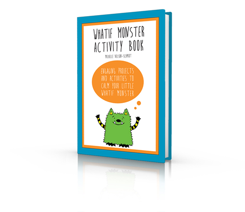 Whatif Monster Activity Book