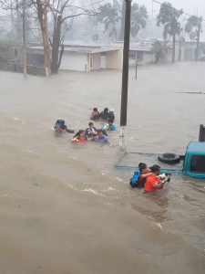 hurricane maria flood